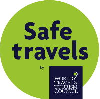 WTTC SafeTravels Stamp Image
