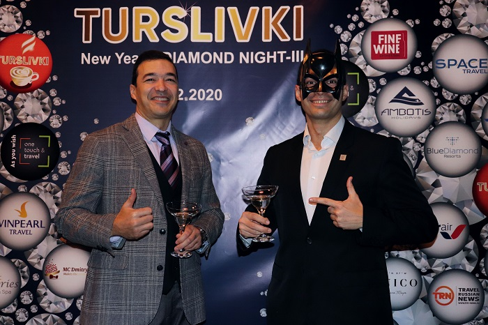«New Year's DIAMOND NIGHT-III»: 7 пороков туризма и бриллианты
